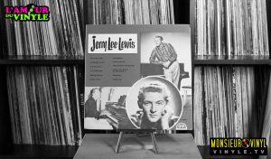 Jerry Lee Lewis, original vinyl