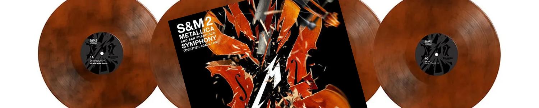 Metallica, le live S&M² débarque en vinyle !