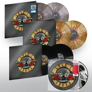 """Guns N'Roses, """"Greatest Hits"""" (All Editions 2020)"""