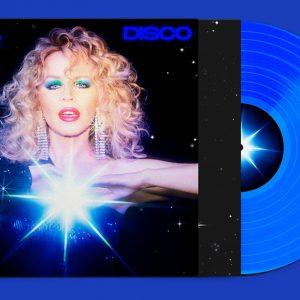 "Kylie Minogue, ""Disco"" (Blue Edition)"