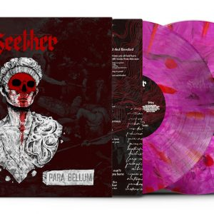 "Seether, ""Si Vis Pacem, Para Bellem"" (Pink/Grey/Red Splatter)"