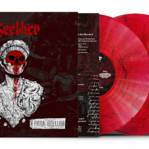 """Seether, """"Si Vis Pacem, Para Bellem"""" (Red Smoke Marble Edition)"""