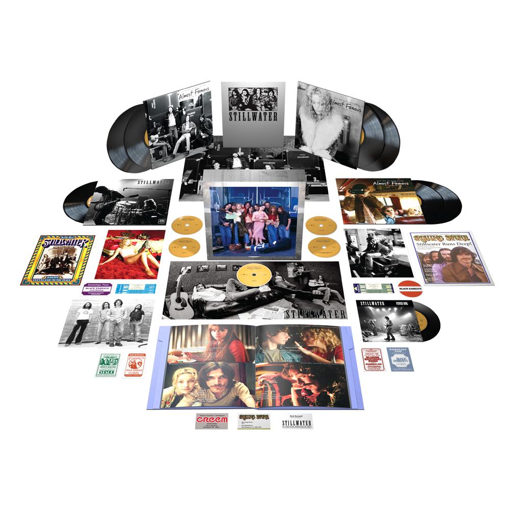 """Coffret """"Presque Célèbre"""" (Super Deluxe Edition)"""