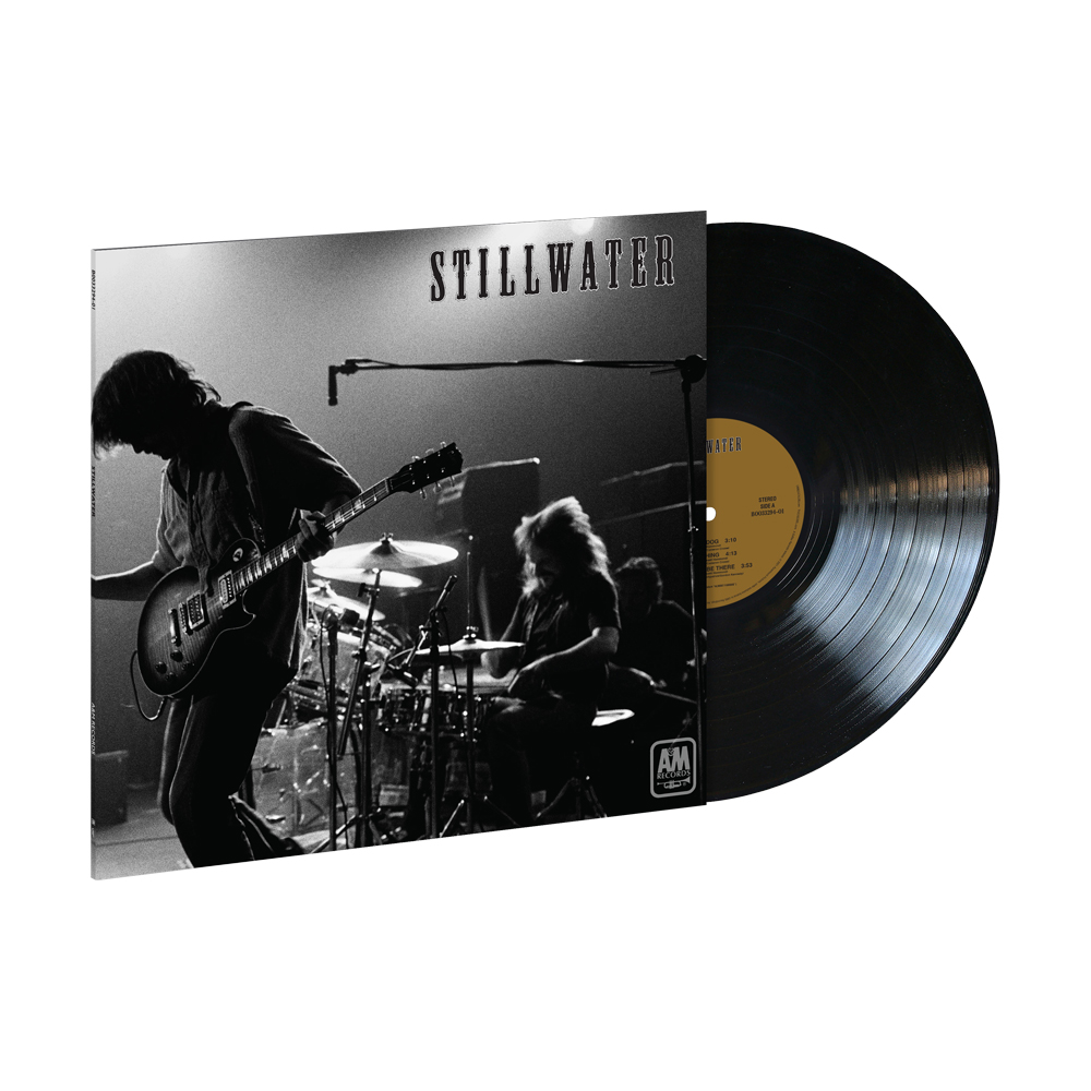 """Vinyle """"Stillwater"""" (""""Presque Célèbre)"""