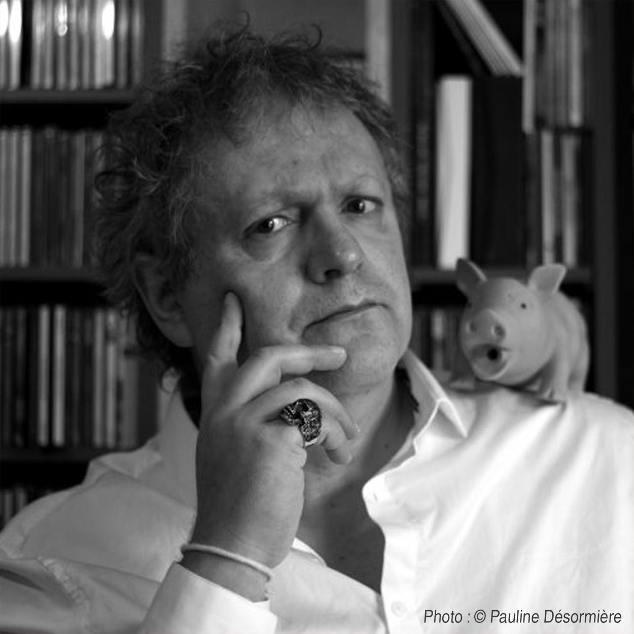 Patrick Ducher, Auteur