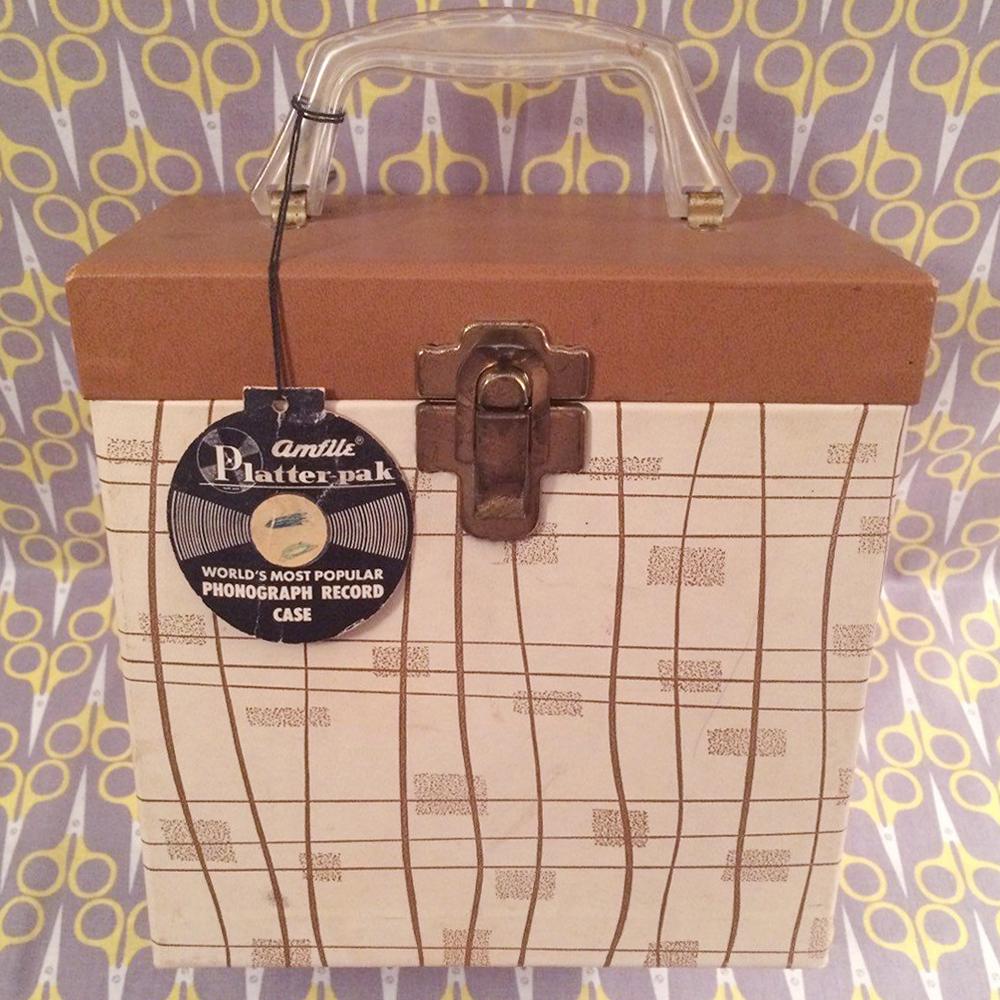 Amfile Platter-Pak (avec étiquette)